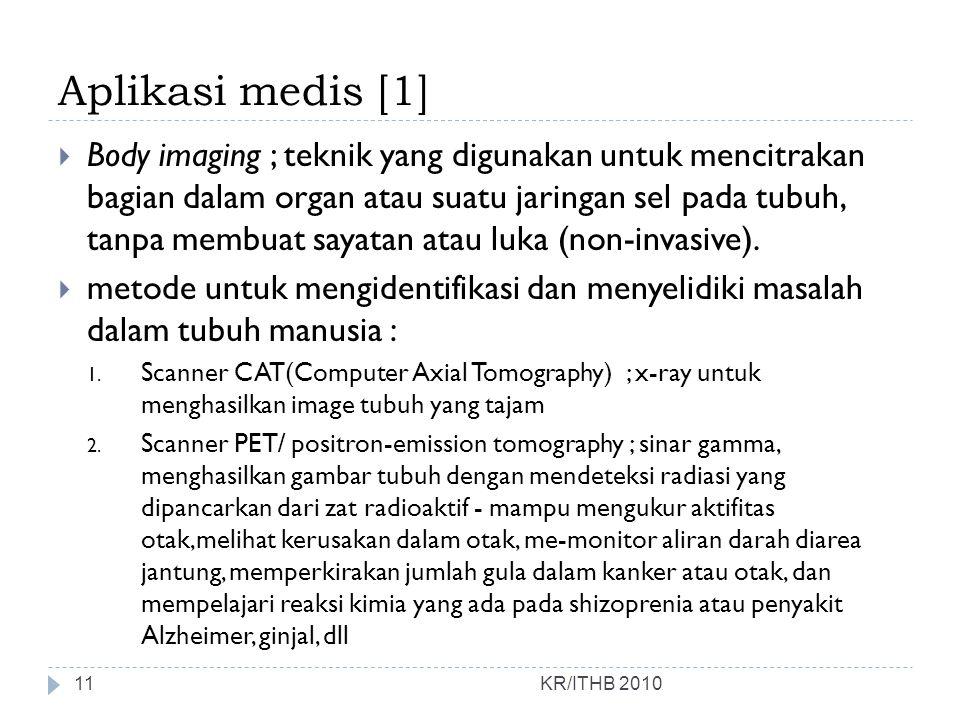 Aplikasi medis [1]
